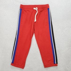 George Red Joggers Size XS